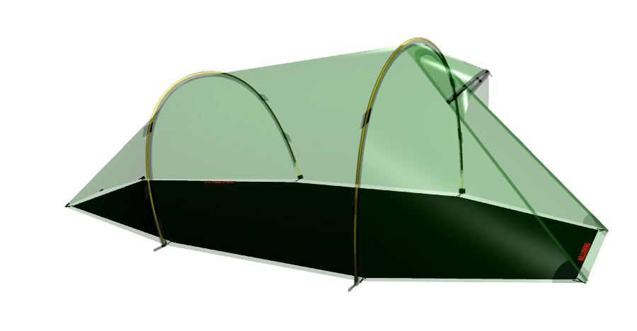 Hilleberg Footprint Nallo 3