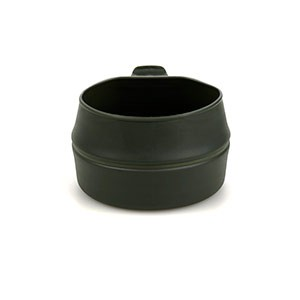 Wildo Fold-a-cup Gris Olive