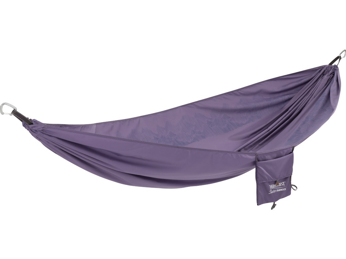 Thermarest Slacker Hammock Double Violet - Purple Sage