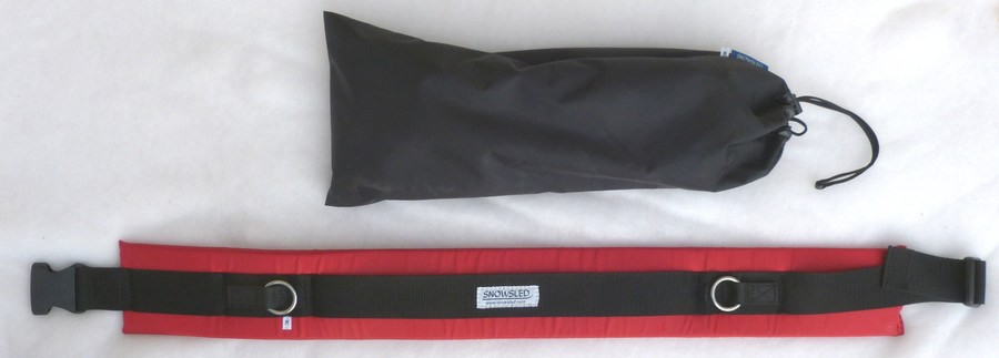 Snowsled Waist harness