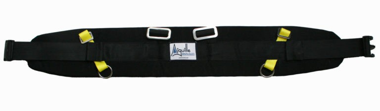 Snowsled Waist Harness - Rope Hauling Only
