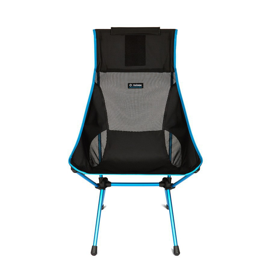 Chaise de camping helinox sunset chair for Chaise confortable pour le dos