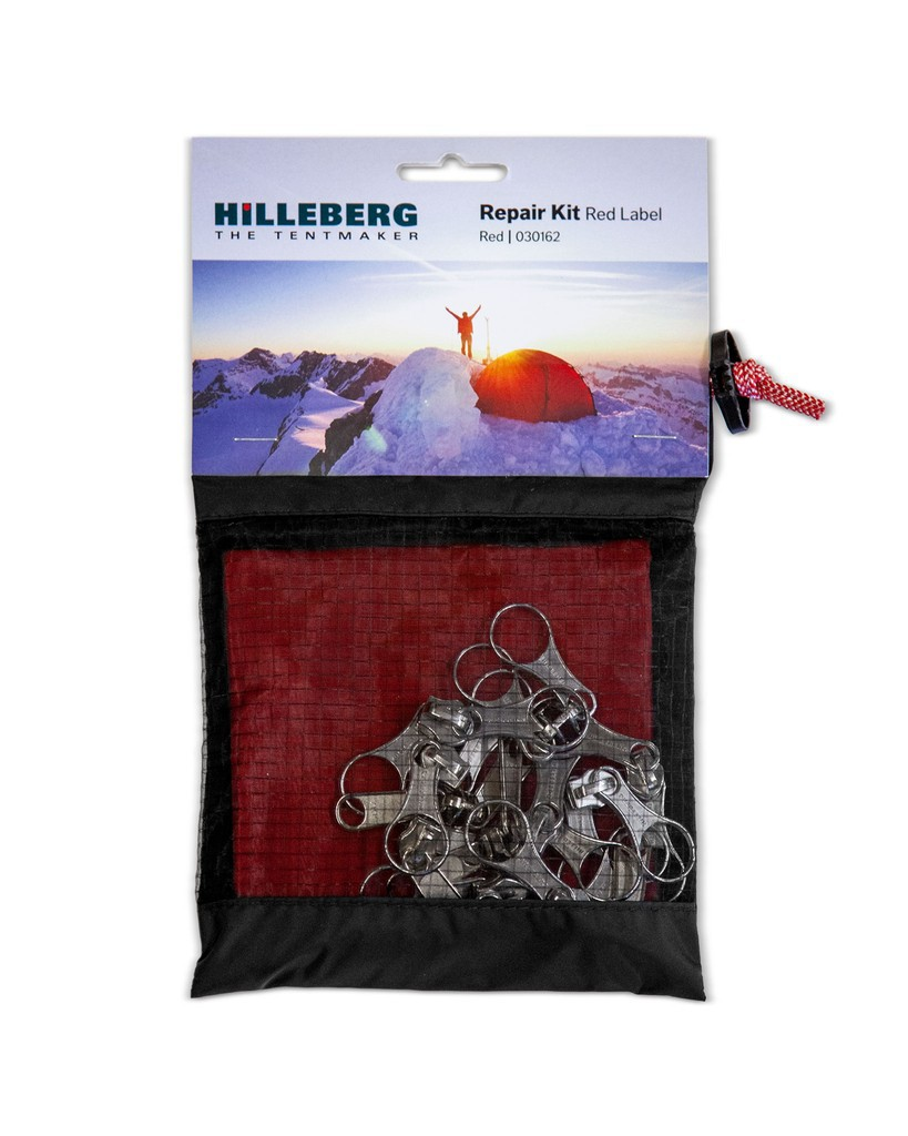 Kit de réparation Hilleberg Repair Kit Red Label