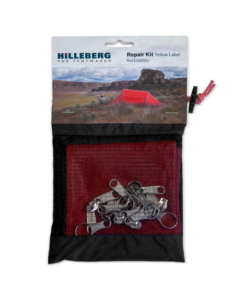 Kit de réparation Hilleberg Repair Kit Yellow Label