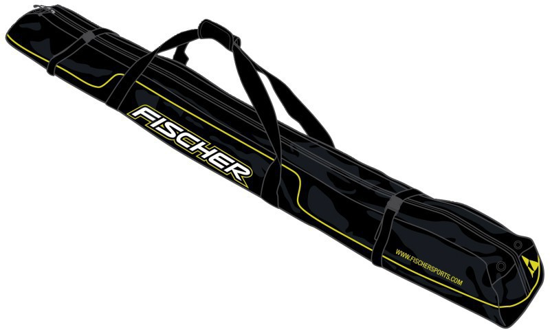fischer ski case performance housse skis nordique. Black Bedroom Furniture Sets. Home Design Ideas