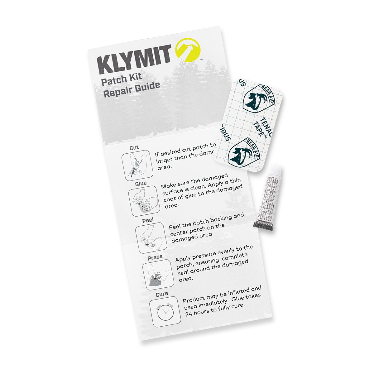 Klymit Repair Kit