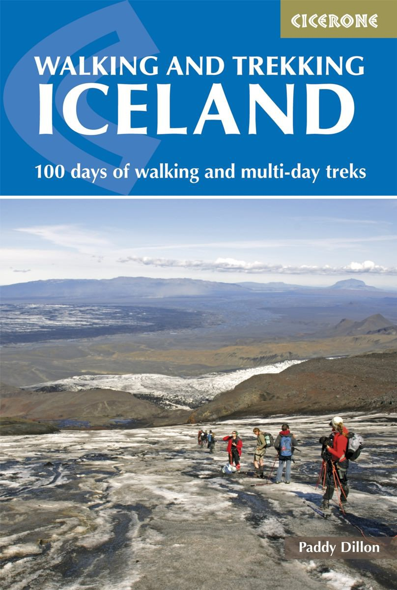 Cicerone Walking and trekking in Iceland