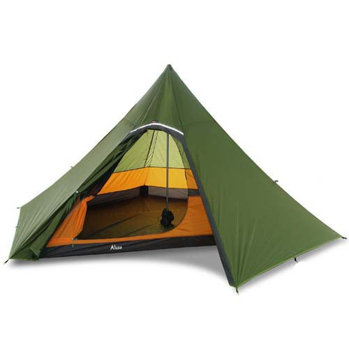 Luxe Outdoor Sil Hexpeak F6a