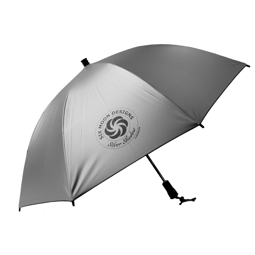 Parapluie Six Moon Designs Silver Shadow Carbon Umbrella