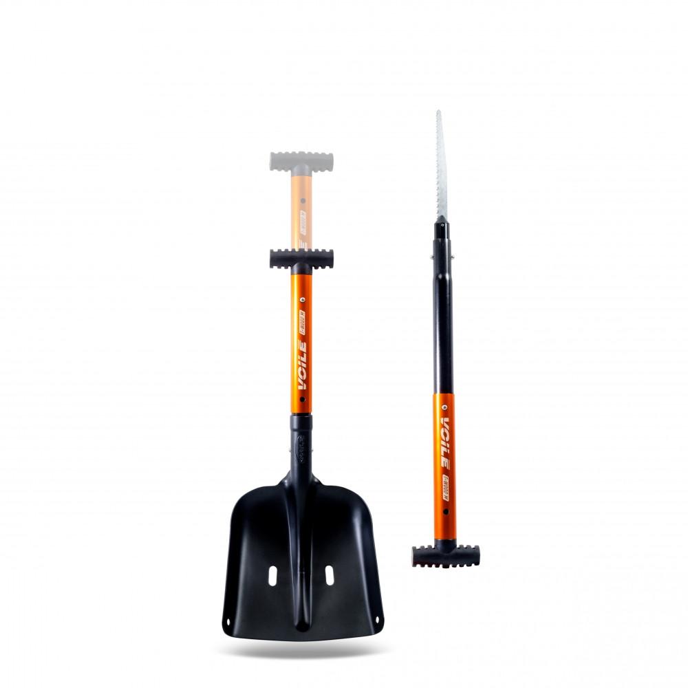 Voilé T-Wood Mini Avalanche Shovel