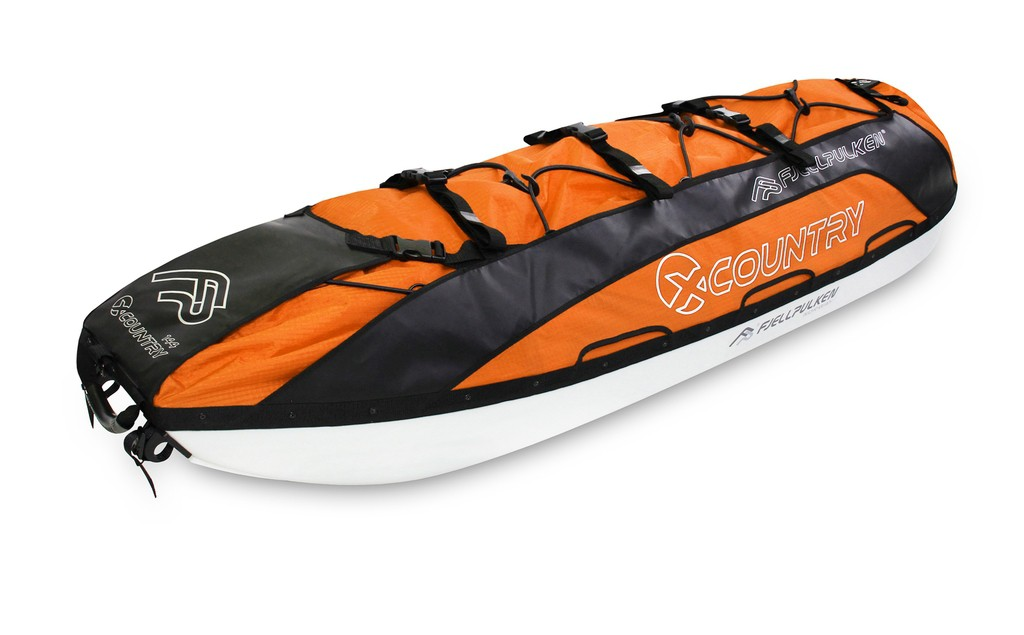 Pulka Fjellpulken X-Country 144 Orange