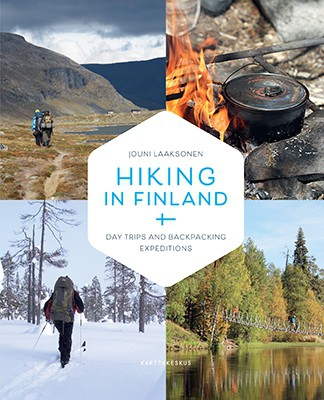 Livre Karttakeskus Hiking in Finland