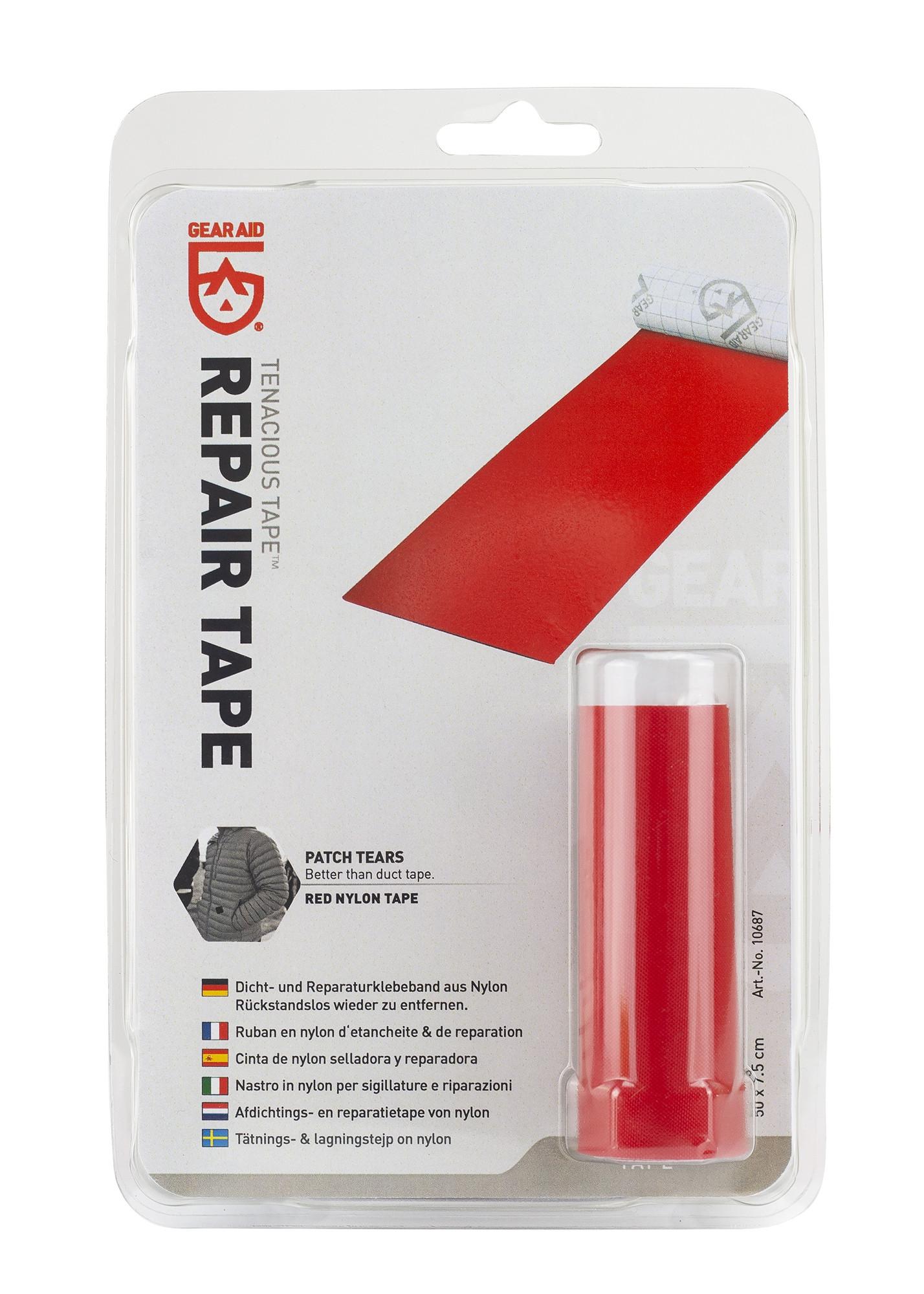 GearAid Tenacious  Repair Tape - Rouge