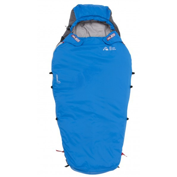 sac de couchage b b enfant helsport mini bright blue. Black Bedroom Furniture Sets. Home Design Ideas