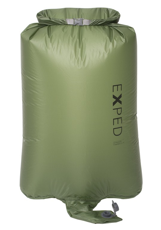 Exped Schnozzel Pumpbag UL M green