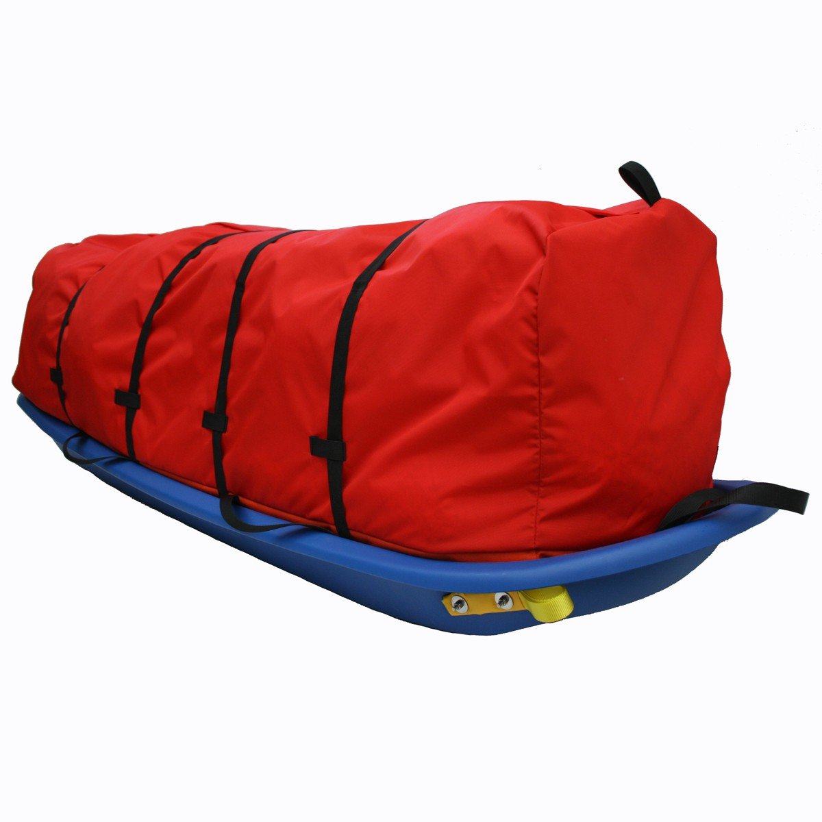 Pack Pulka Snowsled Expedition