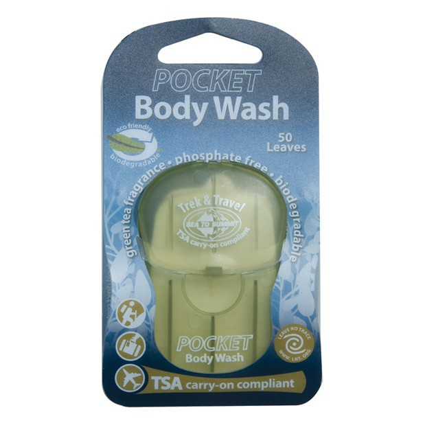 Pocket Body Wash Sea to Summit