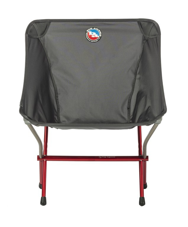 Siège Big Agnes Mica Basin Camp Chair Noir