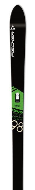 Skis Fischer S-Bound 98 Crown/Skin