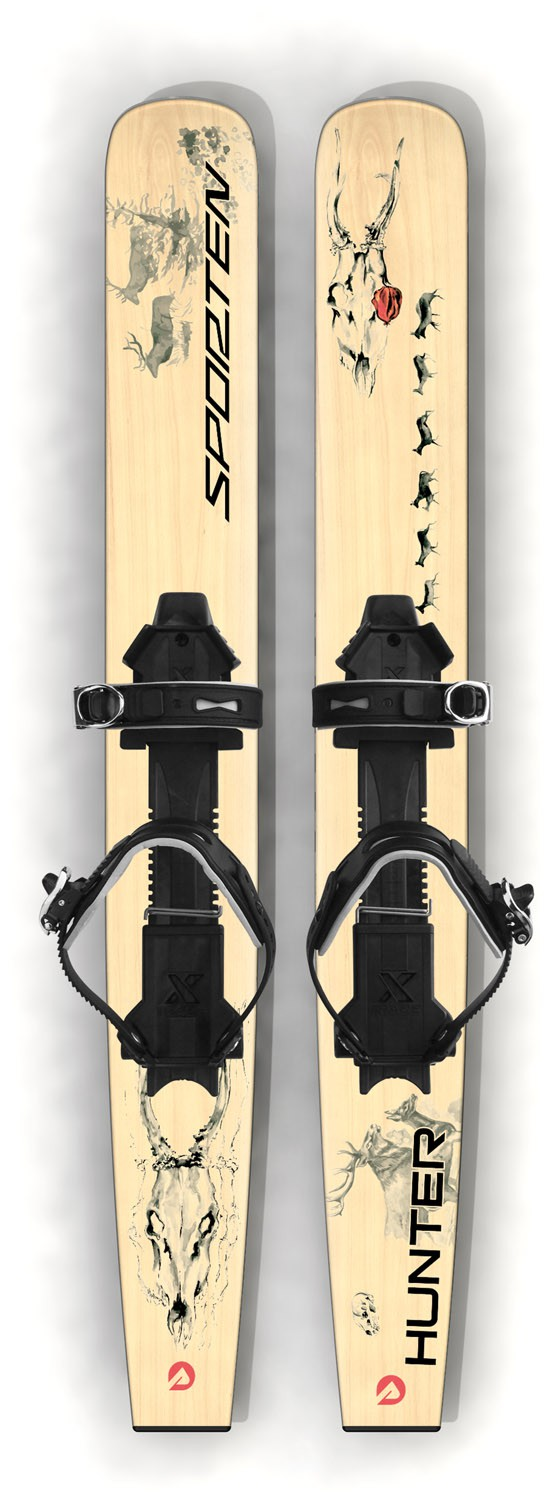 Skis Sporten Hunter + Outlander