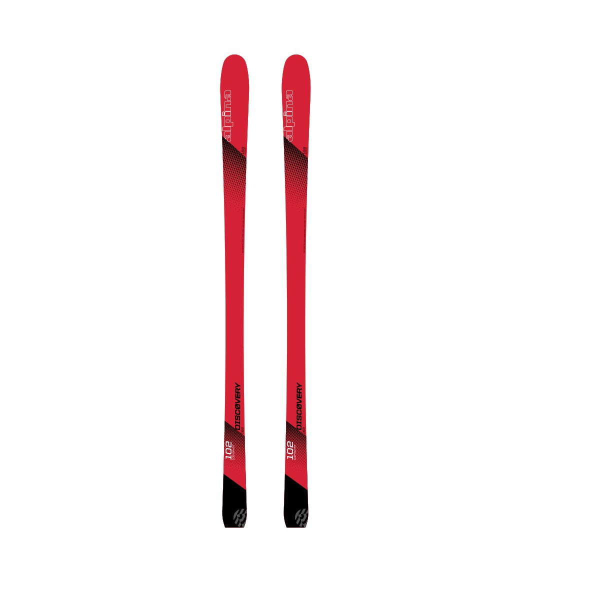 Skis Alpina Discovery 102
