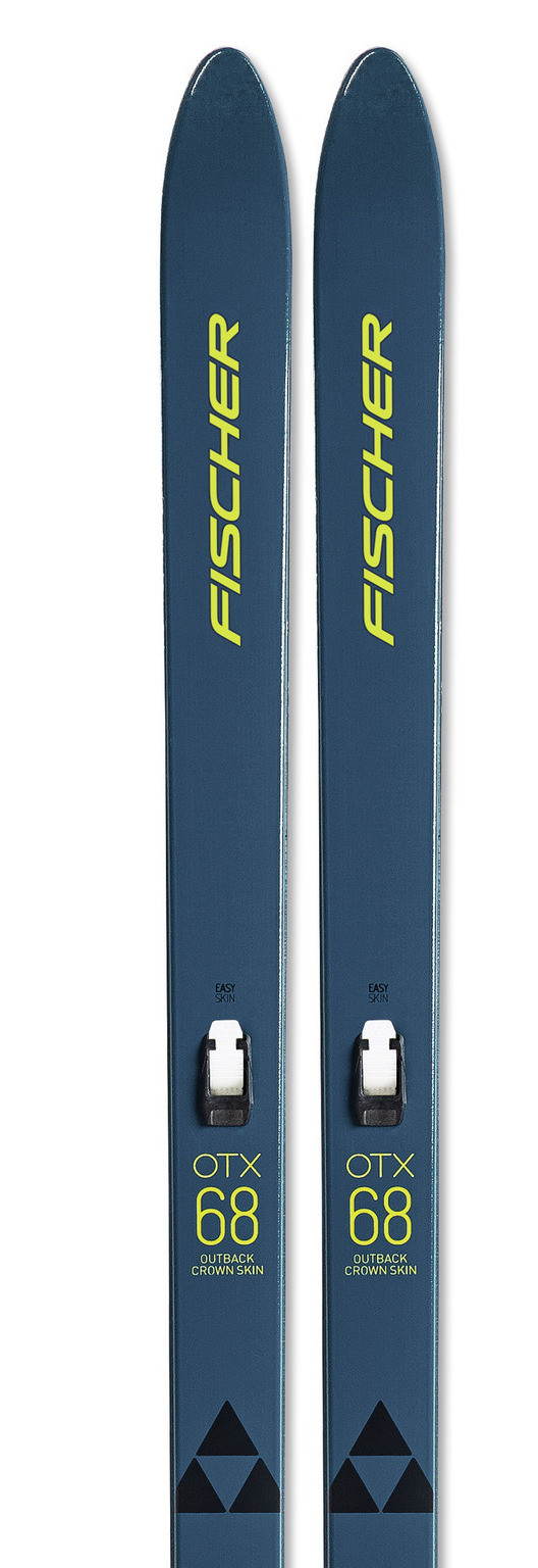 Skis Fischer Outback 68 Crown/Skin Xtralite