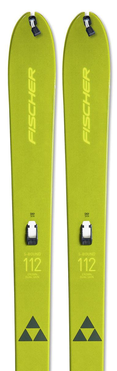 Fischer S-Bound 112 Crown/Dual-Skin Xtralite