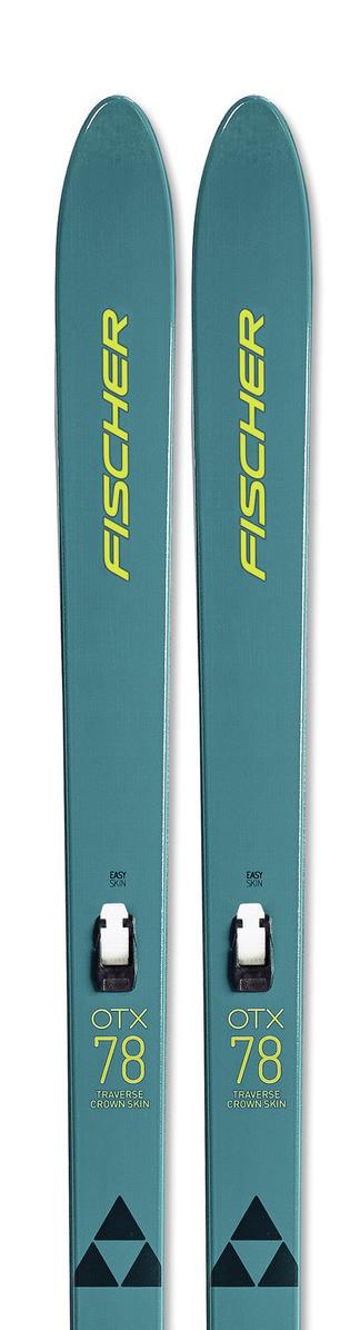 Skis Fischer Traverse 78 Crown/Skin Xtralite