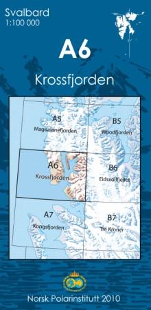 Spitzberg A6 Krossfjorden