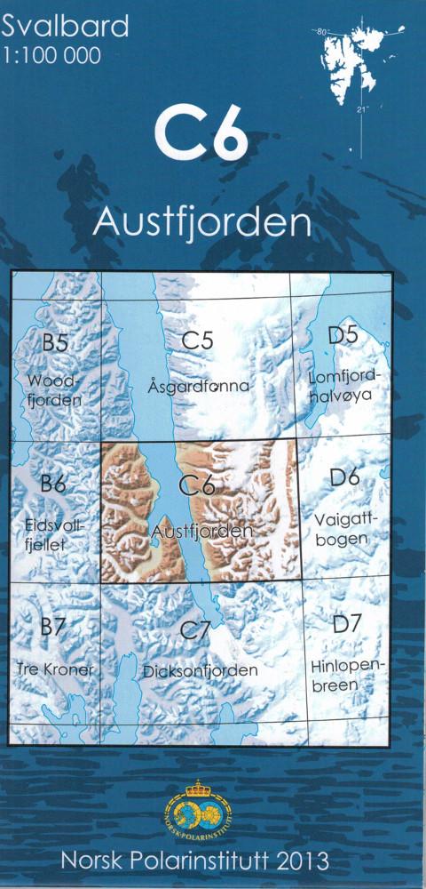 C6 Austfjorden - Spitzberg