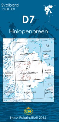 D7 Hinlopenbreen - Spitzberg