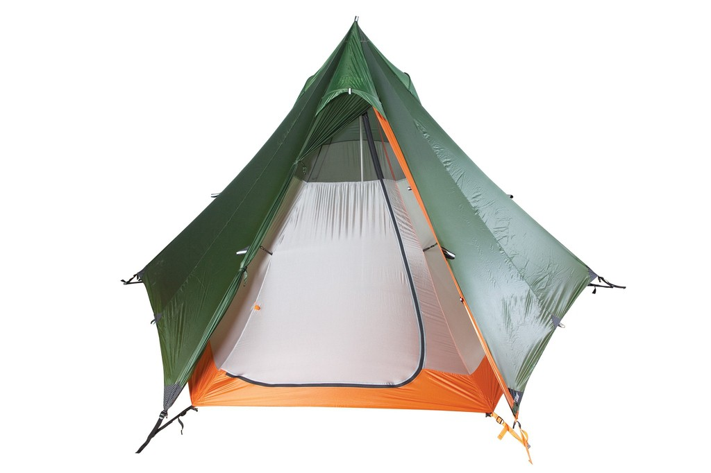 Tente tipi Nigor WickiUp 3 set with full size room
