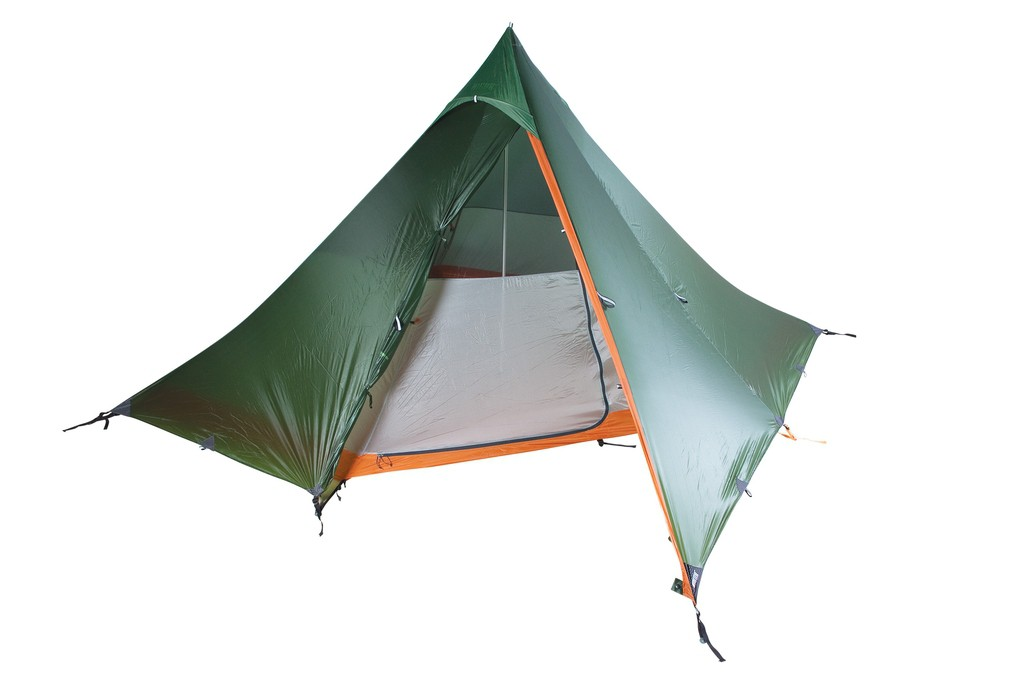 WickiUp 4 set with full size room
