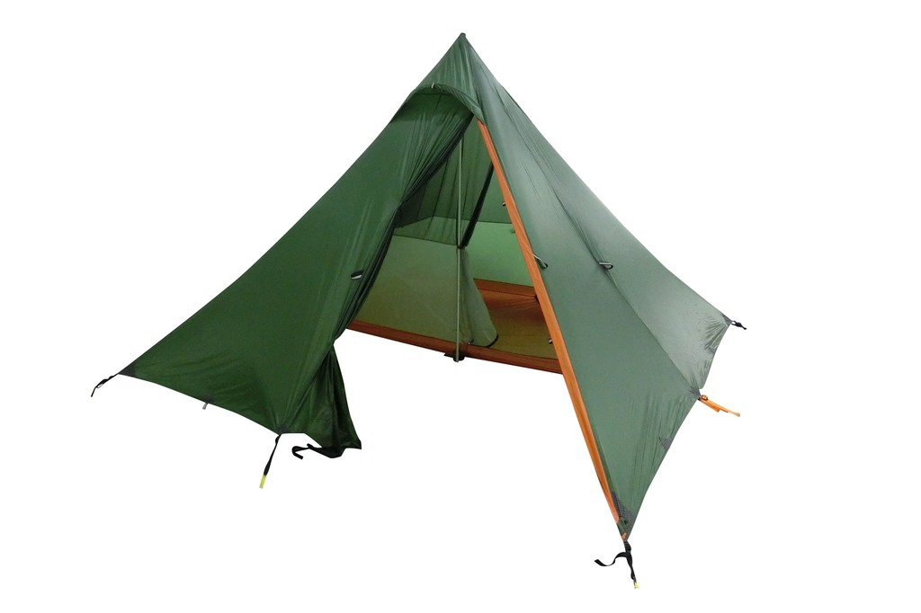 WickiUp 4 set with half size room