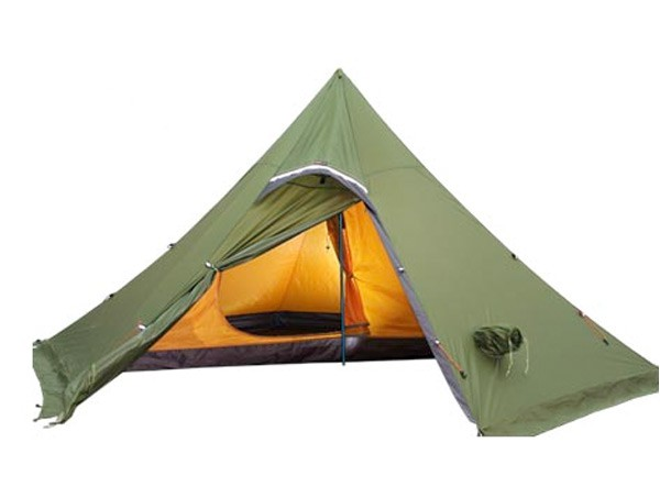 Luxe Outdoor Sil Hexpeak F6e