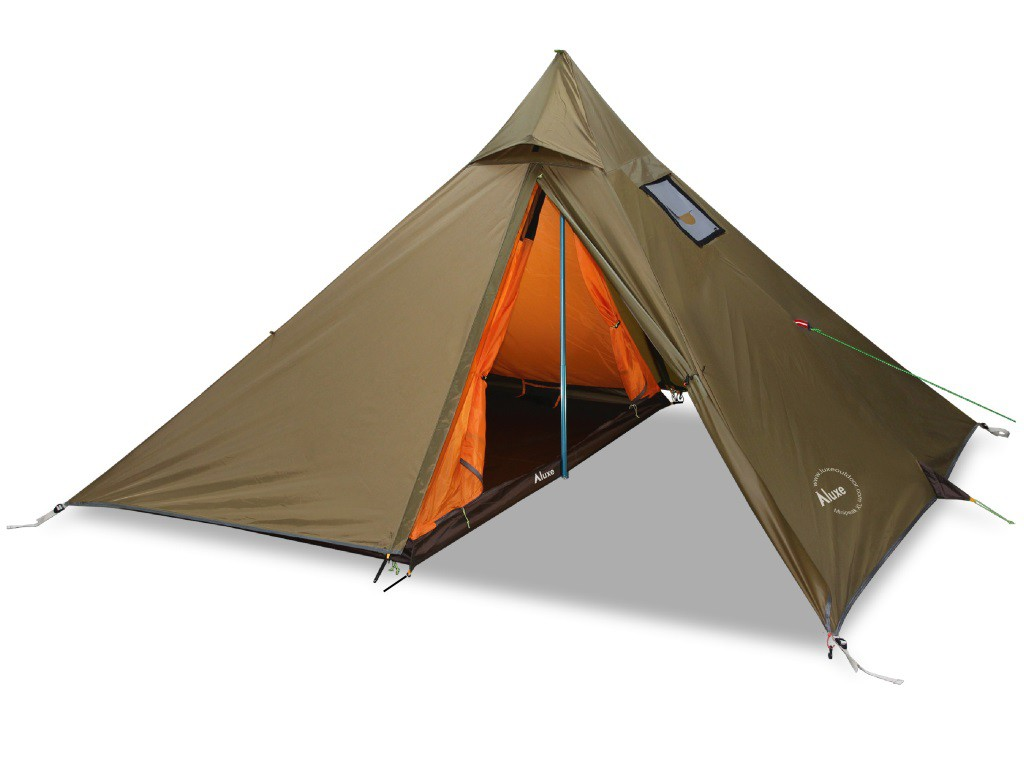 Tipi Luxe Outdoor Mini Peak XL