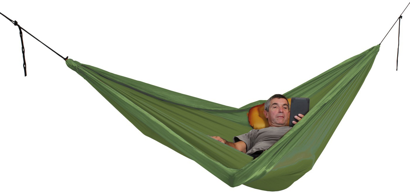 exped travel hammock duo grand hamac pour 1 ou 2 personnes. Black Bedroom Furniture Sets. Home Design Ideas