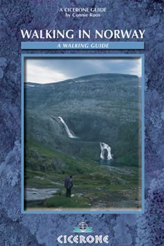 Walking in Norway - Cicerone guide