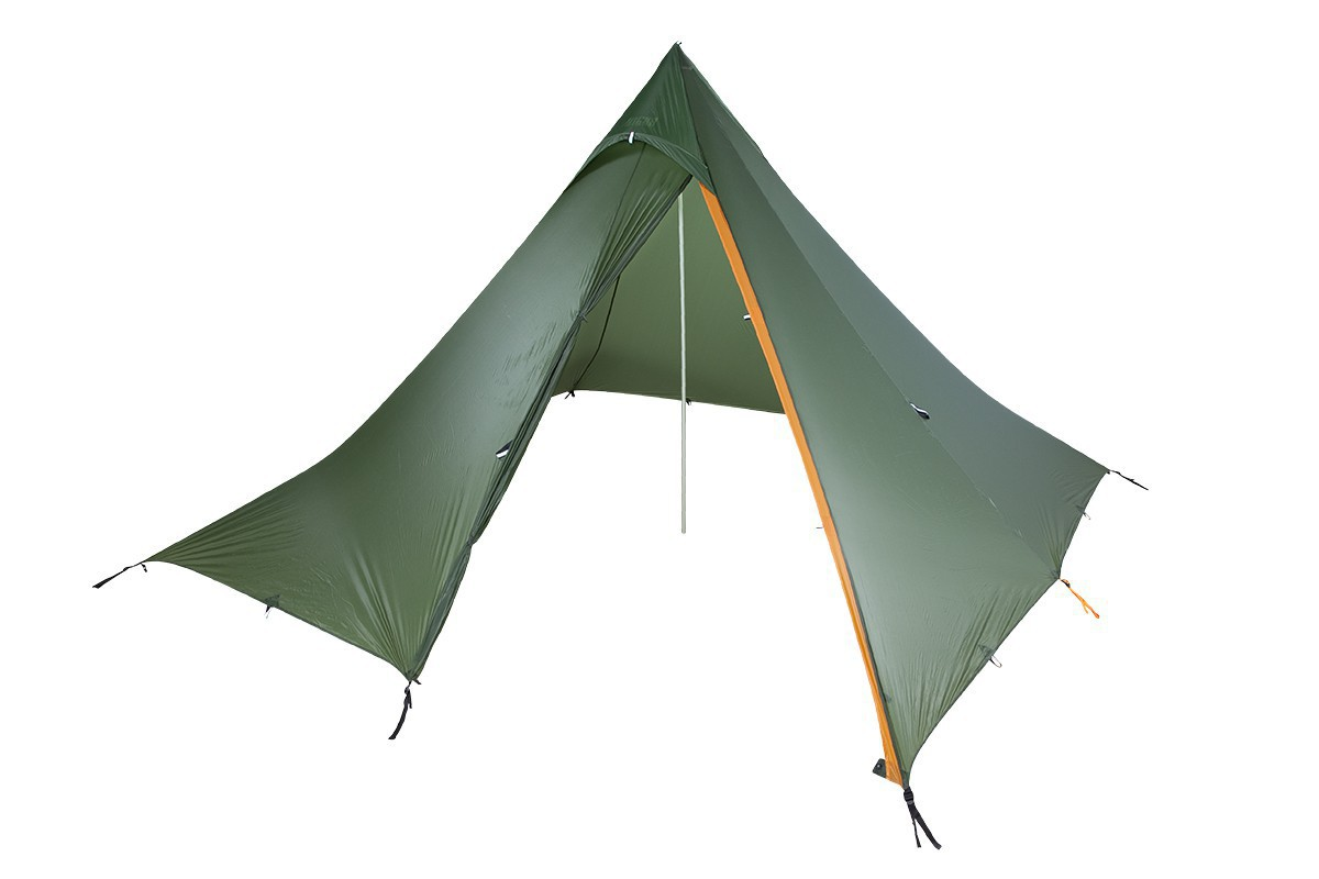 WickiUp 4 Fly and DAC pole