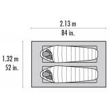 Dimensions Msr Thru-Hiker Mesh House 2