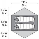 Dimensions MSR Carbon Reflex 2