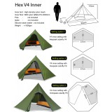 Dimensions Luxe outdoor Hex V4 Inner