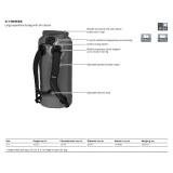 Dimensions Ortlieb X-Tremer  113L