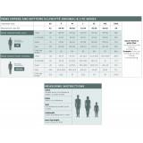 Dimensions Woolpower Zip Turtleneck 200 - Homme