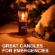 UCO Citronella Candles