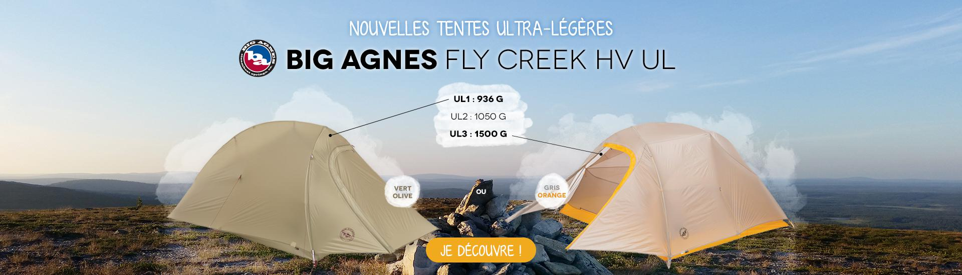 Big Agnes Fly Creek HV UL
