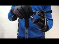 How to adjust the strap on Swix Sonic poles