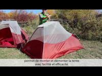 Tente Big Agnes C Bar 2 & 3 (Version Française)