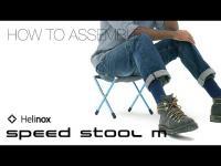[INSTRUCTION] Helinox Speed Stool M