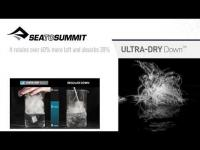Sea to Summit - UltraDry Down